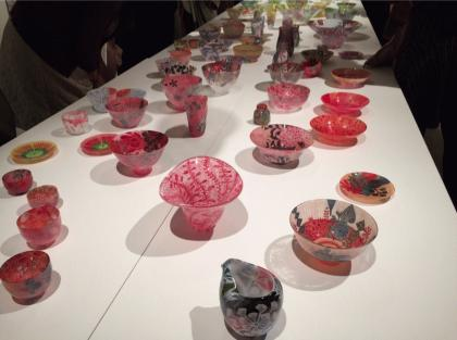 林 久美子作品展「蒔く」