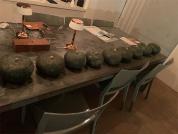 かぼちゃの切り方