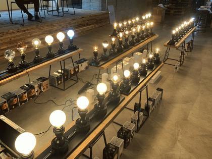 LED電球の展示会に行ってきました